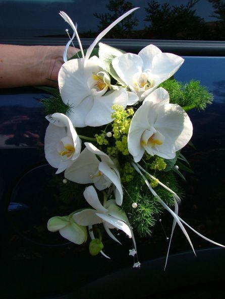 Hochzeitsstrauss Mit Orchidee Blumenspezi